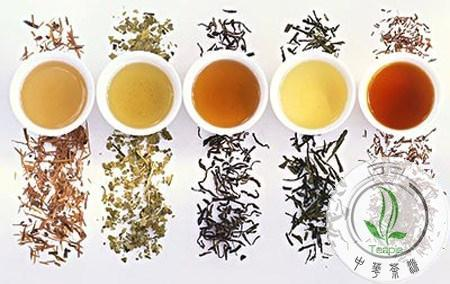 选择适合自己的茶(资料图)